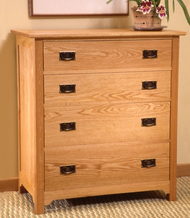 Sandhill-Designs-4Drawer-Dresser