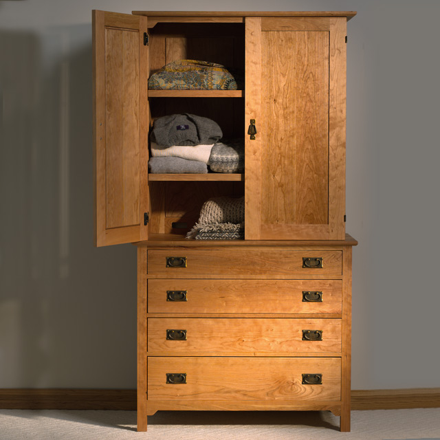 Dressers And Armoires