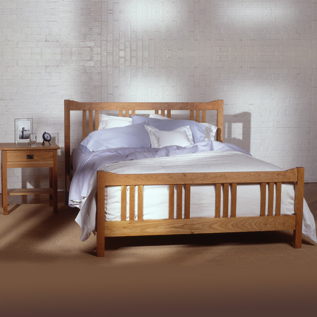 Beds and Nightstands